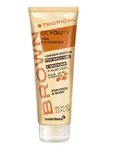 Tropical Beyouty Tan Extender | utrwalacz opalenizny 125ml