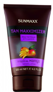 Tropical Mango Tanning Lotion 125ml