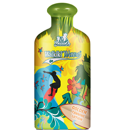 Waikiki Wave Golden Tanning Lotion 200ml