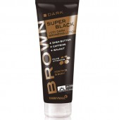 Super Black Very Dark Bronzing Lotion - bardzo ciemny balsam do opalania 125ml