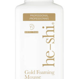 Gold Foaming Mousse - złotawy samoopalacz w piance - 600ml