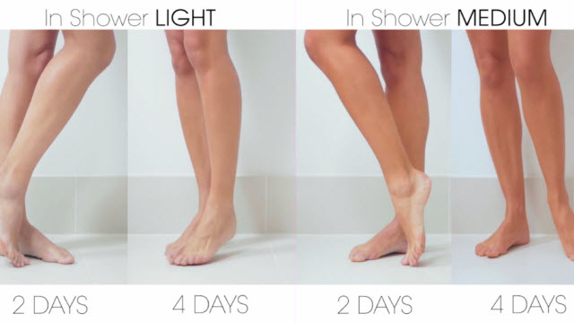 St.Tropez In Shower Gradual Tan